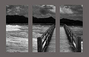 Cheryl Young - Dock View Triptych