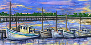 JoAnn Wheeler - Dockside Sunset