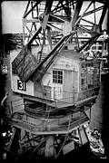 Machinery Originals - Dockyard Crane by Chris Smith