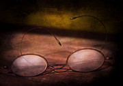 Goggles Prints - Doctor - Optician - What a spectacle Print by Mike Savad