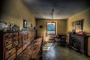 Coal Prints - Doctors Office Print by Adrian Evans