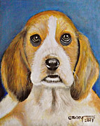 Cheryl Riley - Doggie Painting