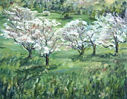 Joan Wulff - Dogwood Trees