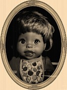 Doll Photo Originals - Doll Portrait 1 by Beto Machado