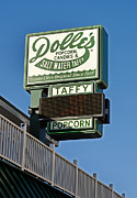 Local Posters - Dolles Poster by Skip Willits