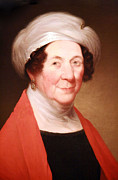 Dolley Metal Prints - Dolley Madison Metal Print by Cora Wandel