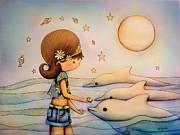 Karin Taylor - Dolphin Paradise