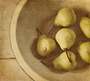 Pear Art - Domesticated by Amy Weiss