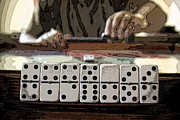 Luis Velez - Domino player
