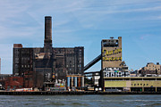 Kathleen McGinley - Domino Sugar Factory NYC