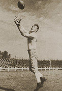 Green Bay Photos - Don Hutson by Sanely Great