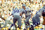 Don Meredith Hands Off Print by Retro Images Archive