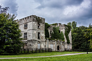 Parapet Prints - Donadea Castle Print by Semmick Photo