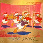 Andy Warhol - Donald Duck The New...