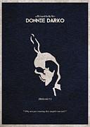 Donnie Darko Print by Ayse Deniz