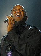 Arts Culture And Entertainment Originals - Donnie McClurkin by Don Olea
