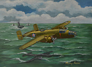 Doolittle Raider 2 Print by Murray McLeod