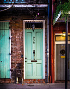 Street Photography Digital Art - Door 939 by Perry Webster