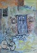 Chandra Patil - Door And Cycle