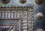 Grate Photos - Door at Pantheon by Evie Carrier