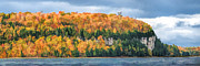 Christopher Arndt - Door County Peninsula State Park Bluff Panorama
