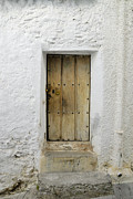 Door Print by Guido Montanes Castillo