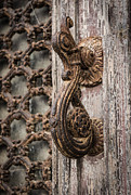 Tony Priestley - Door Knocker