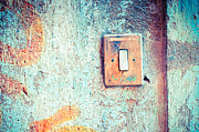 Doorbell Posters - Doorbell Poster by Silvia Ganora