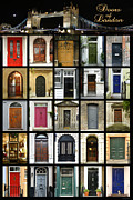 Heidi Hermes - Doors of London II