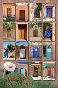 Heidi Hermes - Doors of New Mexico II