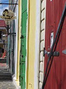 Jean Marie Maggi - Doors of St. Thomas USVI 