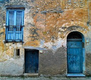 Old House Photo Originals - Doors by Sorin Ghencea