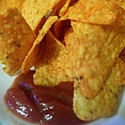 Food And Beverage Art - Doritos #food by Isabella F Abbie Shores