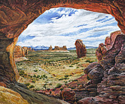 Detail Art - Double Arch by Aaron Spong