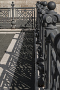 Budapest Attractions Photos - Double Barrier by Sabina Cosic