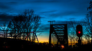 Mark McDaniel - Double Bridge Sunset