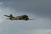 Dc-3 Prints - Douglas C-47 Dakota Print by Gary Eason