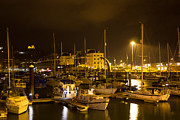 Port Kent Prints - Dover Marina Print by Ian Hufton