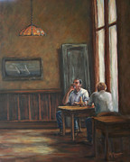 Pub Originals - Down At The Pub by Martha Manco
