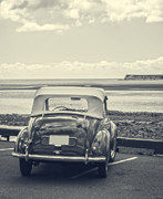 Sunday Drive Prints - Down by the shore Print by Edward Fielding