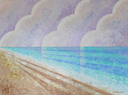 New Jersey Painting Originals - Down The Shore by James Cordasco