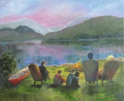 Relax Paintings - Down Time by Susan Richardson