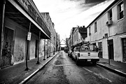 Empty Quarter Photos - Down Wilkinson Street by John Rizzuto