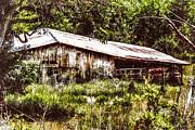 Barry Jones - Downhill Barn