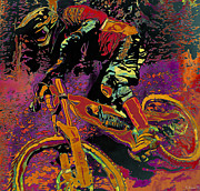 Catherine Harms - Downhill Racer