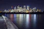 Opera House Photos - Downtowm by Andrew Paranavitana