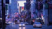 All - Downtown 8784 by Igor Kislev