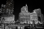 Jason Feldman - Downtown Chicago Night