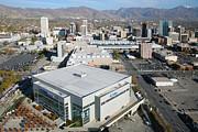 Downtown Salt Lake City Print by Bill Cobb