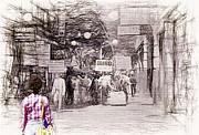 Steve Ohlsen - Downtown Sao Paulo Brazil 2 - 1982 - Topaz
